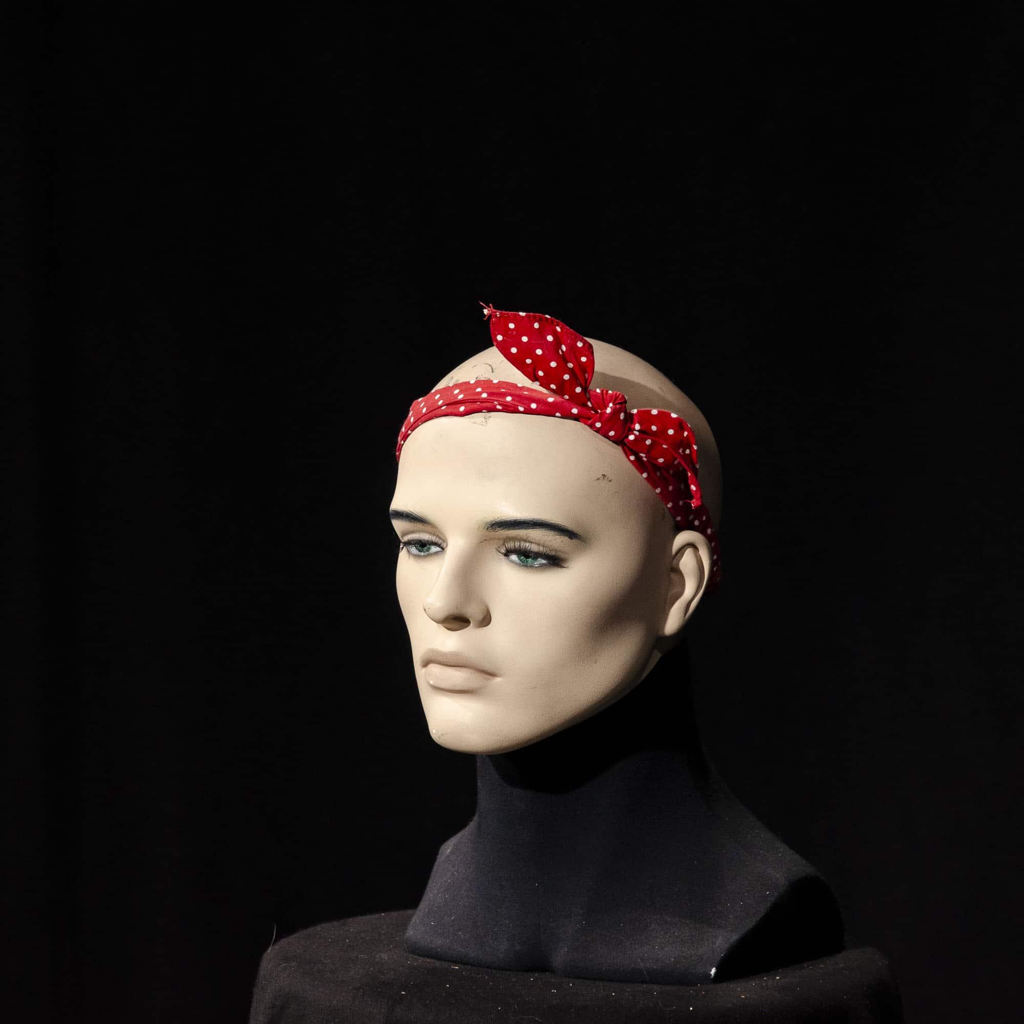 Haarband mit Schleife AC005