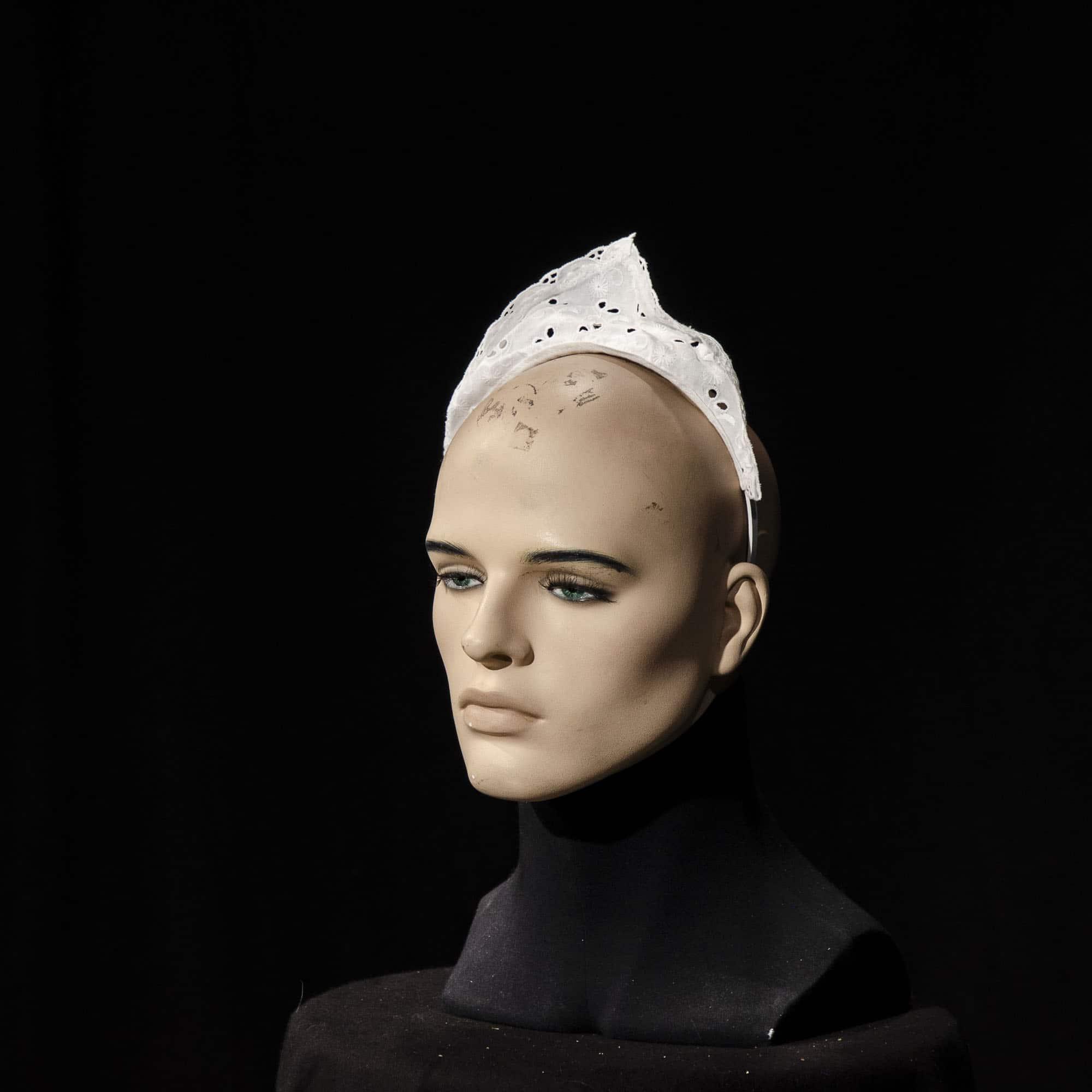 Haarreifen 'Hausmädchen' AC006