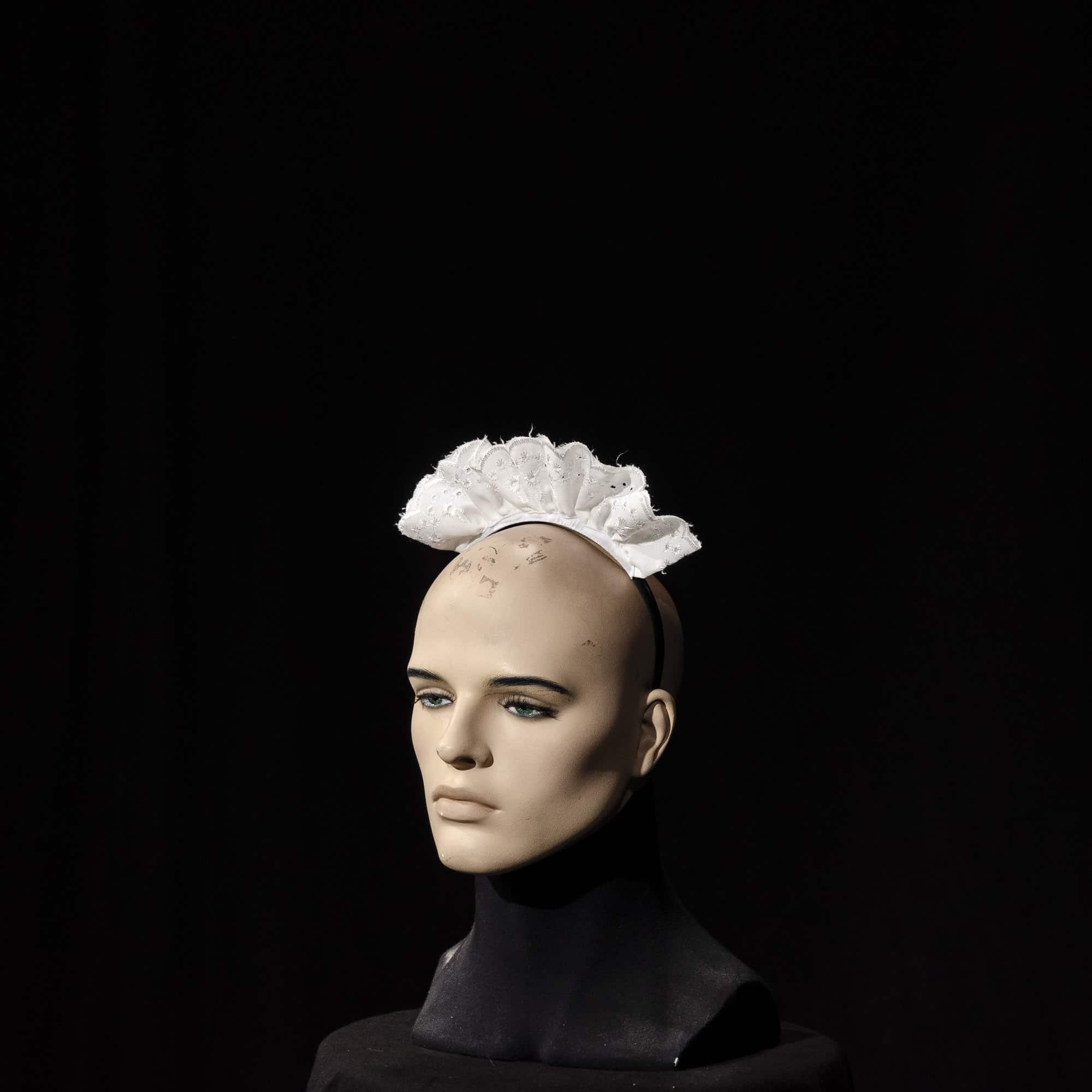 Haarreifen 'Hausmädchen' AC007