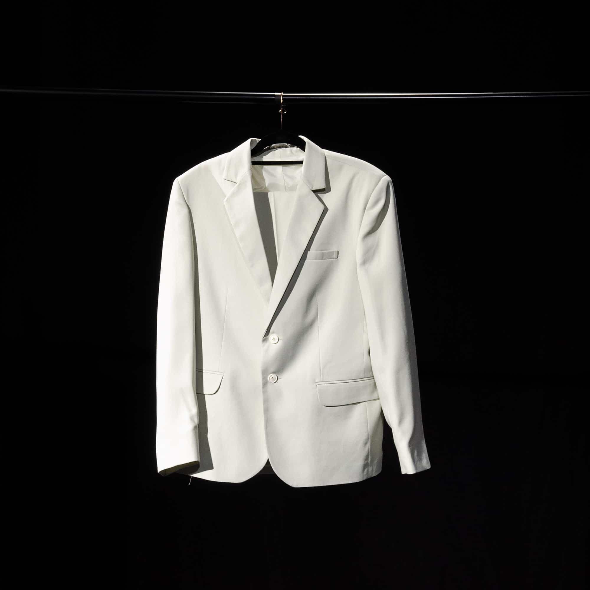 Dreiteiliger Anzug AF003