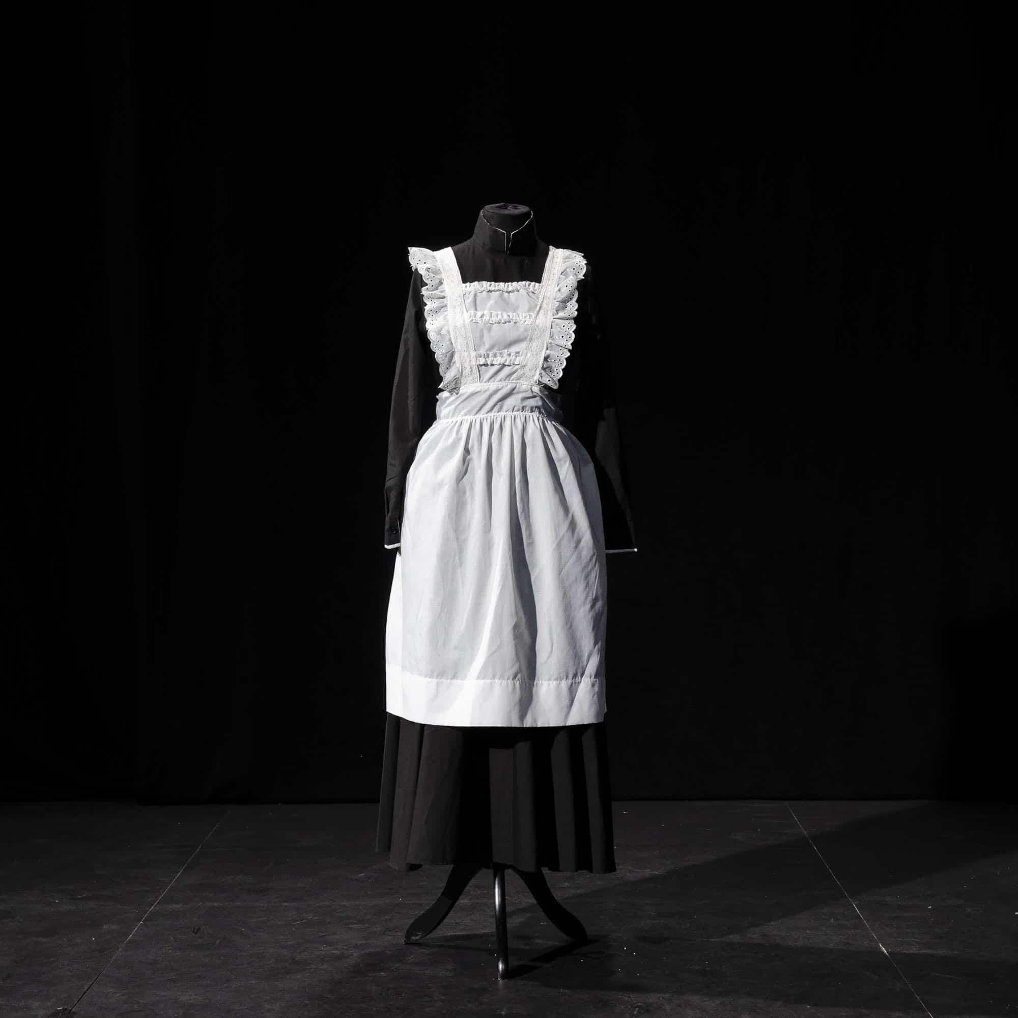 Dienstmädchenkleid ED007