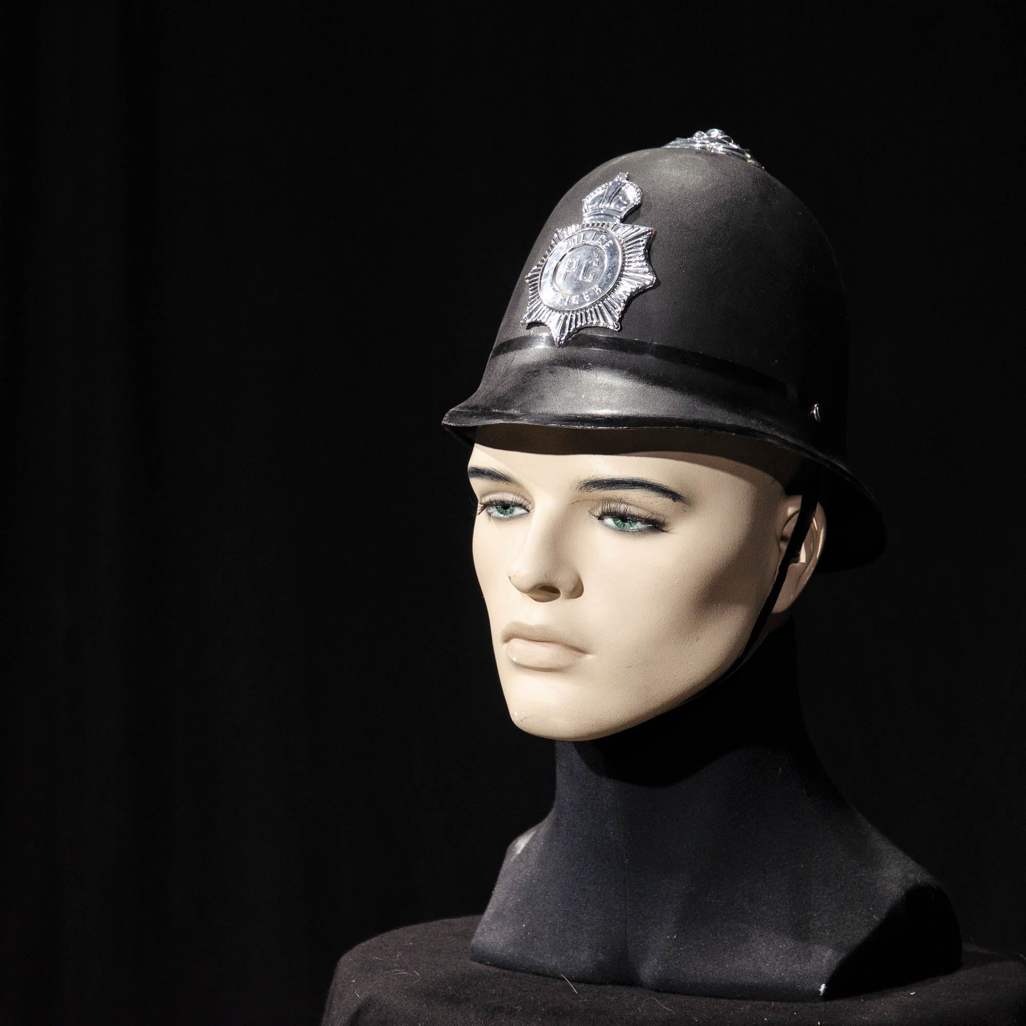 Polizeihelm KB049